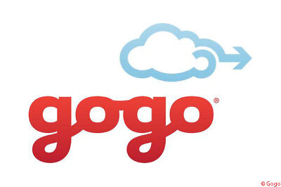 Pack of Six Gogo Wifi Passes - Valid One Year - Continental US/Canada Flts Only