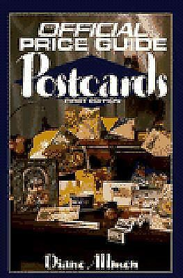 The Official Price Guide to Postcards by Diane Allmen