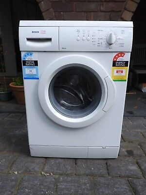 Bosch Classic 900 6.5kg Front Load Washing Machine.