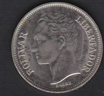 Venezuela 1989 -  50 Bolivares - Current coinage - aUNC