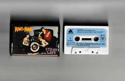 Mc ★ Stray Cats ★ Rant´n Rave ★ Kassette Tape  ★ Top ★ Arista