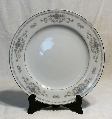 """Lot of 4 Fine China of Japan DIANE Dinner Plates 10 1/4"""""""