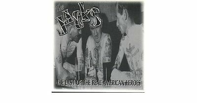 """THE JACKS - Last of the real American Heroes - 7"""" e.p."""