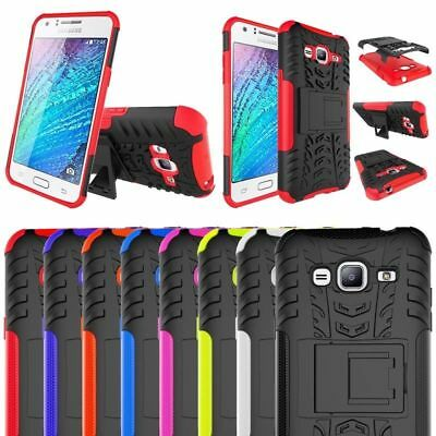 Shockproof Heavy Duty Tough Stand Case Cover For SAMSUNG GALAXY J3 J5 J7 2017 S9