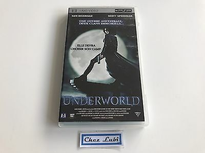 Underworld (Kate Beckinsale) - UMD Video - Sony PSP - FR/EN