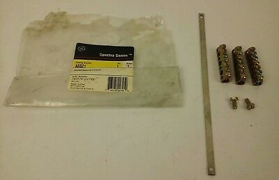 Machine-Pro Products GB174 UL Copper Neutral Bus Ground Bar Kit /& Terminals 69/""