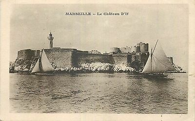 13 Marseille Chateau D'if 33621