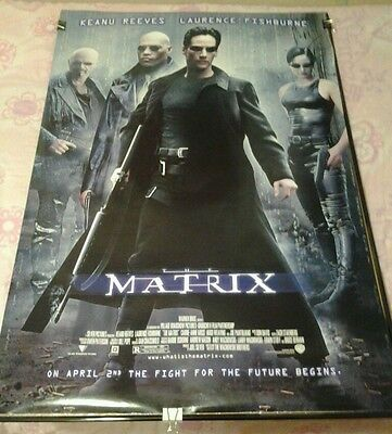 Original Movie Poster 27 X 40 Double Sided