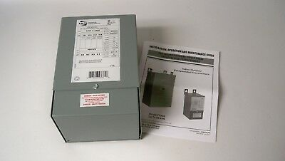 HAMMOND BUCK BOOST Transformer 120x240 P 12/24 S .2kVA ... on