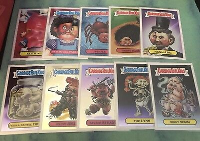 2013 Topps Chrome GPK Sets A & B lot of 30 LOST + Base Cards All Listed w/ Pics