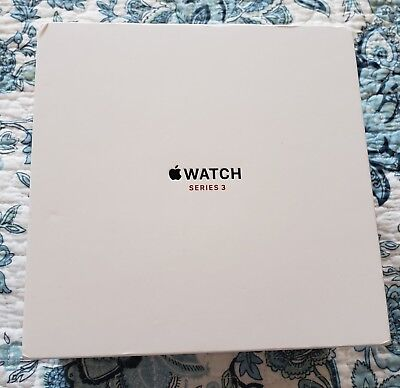 Apple Watch series 3 42 mm GPS+LTE