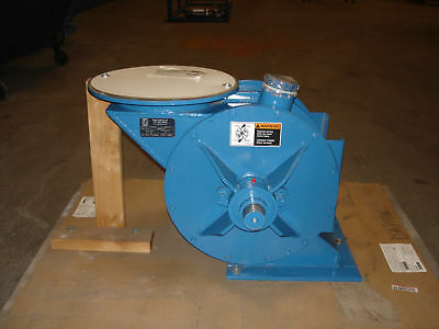 """Rotary Airlock Young 10-SE Rotary Valve .006""""-.009"""" Radial Clearance"""