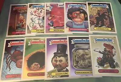 2013 Topps Chrome GPK Sets A & B lot of 26 LOST + Base Cards All Listed w/ Pics