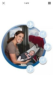 Infant Airplane Seat - Flyebaby Baby Comfort System Air Travel with Made Easy