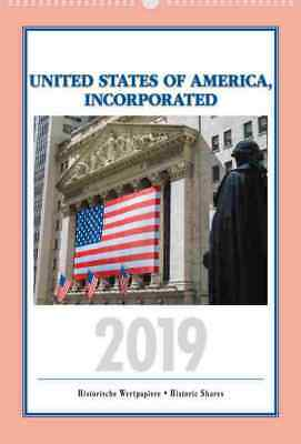 USA Aktien Kalender 2019 United States Of America Incorporated Rockwell Nabisco