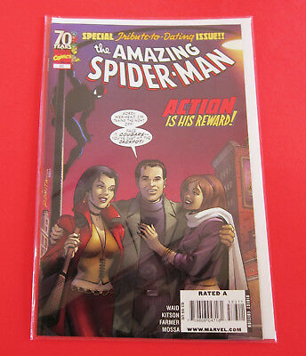 The Amazing Spiderman comic #583 in excellent condition