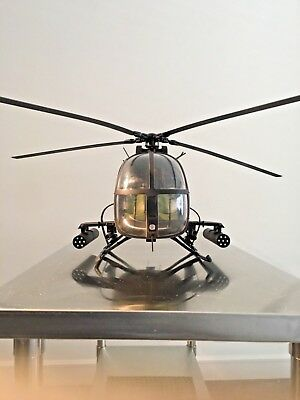 1 6 Scale Ultimate Soldier 21st Century Toys Ah 6 Little Bird Helicopter