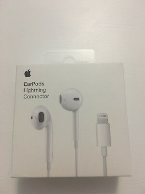Ecouteur ORIGINAL IPHONE Apple EarPods prise LIGHTING -NEUF- 7/7+ 8 Plus X