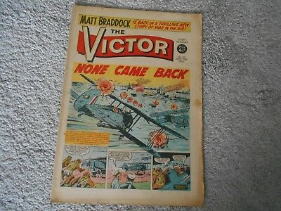 THE VICTOR COMIC  No 62  28th April 1962