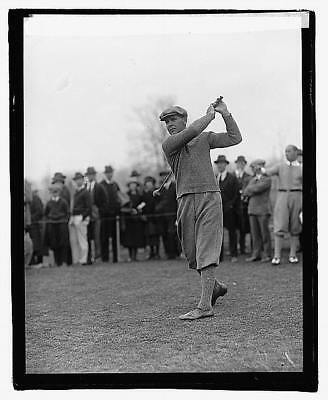 Photo:Joe Kirkwood,Professional Golfer,Golf,Golfing,1922,1