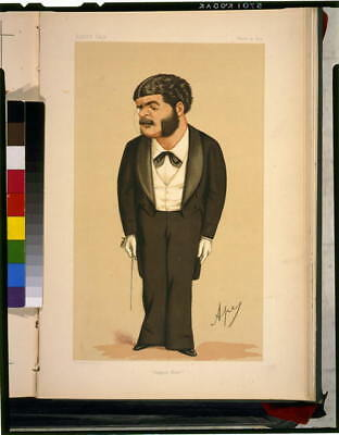 Photo:Photo of Vanity Fair,English Music,Arthur Sullivan,Caricature,1874