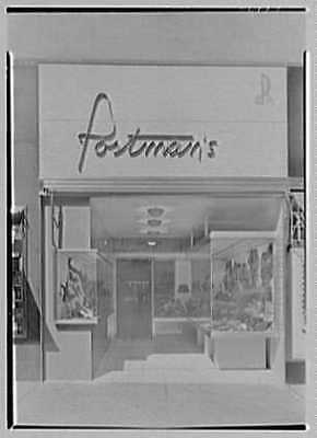 Postman's Business,436 5th Avenue,New York City,NYC,Gottscho-Schleisner,1939