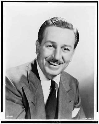 Photo:Walt Disney, 1958