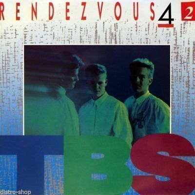 """7"""" TOUCHED BY SOUND TBS Rendezvous 4 2 b/w Safer Reggae STEVEN BUCKS RCA D 1991"""