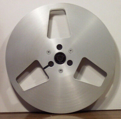 "1 MEISTER  7"" METAL TAKE UP REEL in Excellent Condition"
