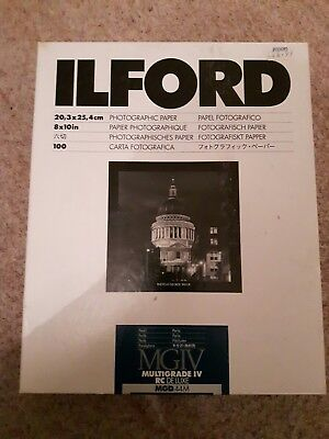 Ilford 1771318 Photographic Paper