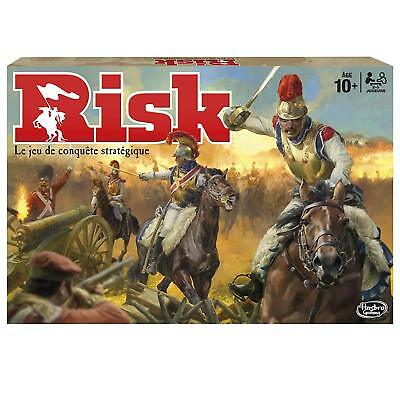 Hasbro Gaming: Risk - The Game of Strategic Conquest