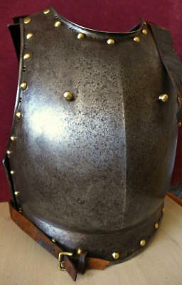 Antique Rare French Cuirass Cuirassier Armor Napoleonic Marked Zuderell 1816 No
