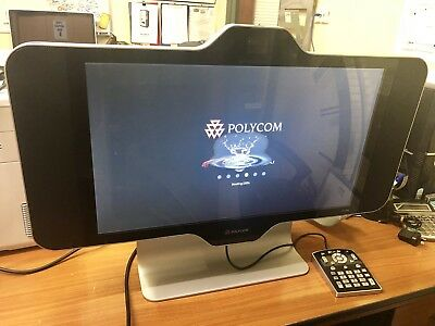 Polycom HDX4500 with Touchpad