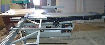 Panel Saw Robland Z250 Industrial woodworking equipment joinery machinery 3phase