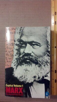 Capital: A Critique of Political Economy, Vol.1: v. 1... by Marx, Karl Paperback