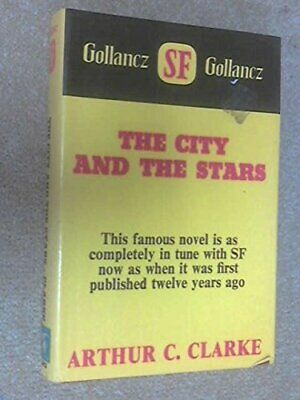 Four Great Science Fiction Novels; The City And... by Clarke, Arthur C. Hardback