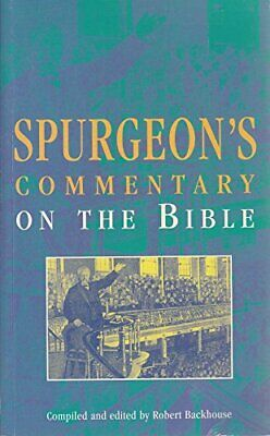 Spurgeon's Commentary on the Bible by Spurgeon, C. H. Paperback Book The Cheap