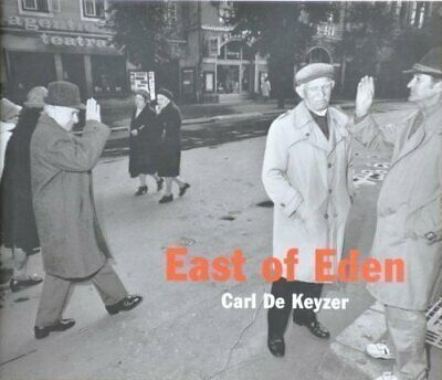 East of Eden: Photography by Carl De Keyzer Hardback Book The Cheap Fast Free