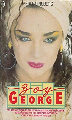 Boy George by Ginsberg, Merle Paperback Book The Cheap Fast Free Post