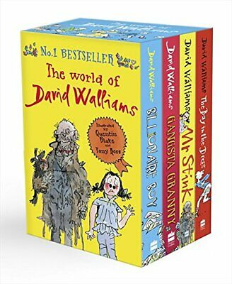 The World of David Walliams by Walliams, David Book The Cheap Fast Free Post