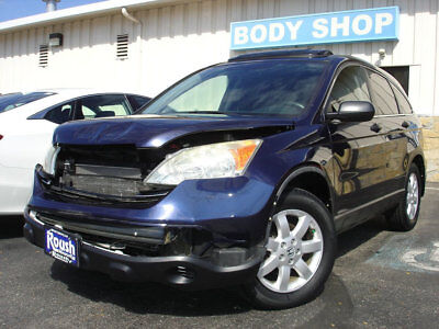 2008 Honda CR-V 4WD 5dr EX ONE OWNER WITH FULL SERVICE HISTORY FROM OUR SHOP