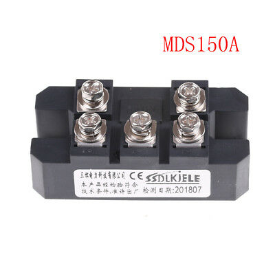 MDS150A 3Phase Diode Bridge Rectifier 150A MDS 1600V 150 Amp 1600 Volt XJ