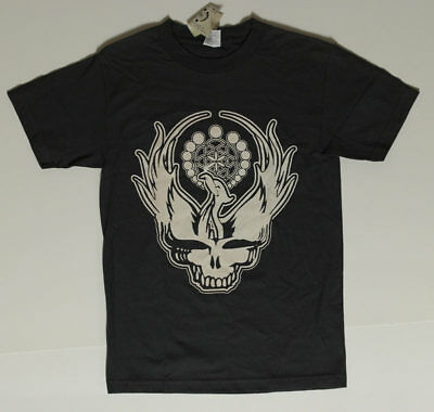 Grateful Dead Phoenix Skull S Shirt - Steal Your Face Small - NWT Jerry Garcia