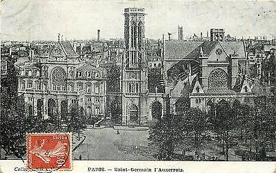 75 PARIS saint germain l'auxerrois 10215