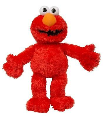 Sesamstraße Stuffed Tickle Mich Elmo with Sound (45cm) Tickle Me Doll Toy