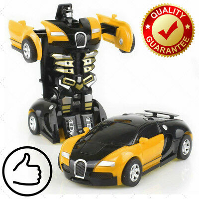 Toys For Boys Robot Kids Toddler Transformers Car Kid Cool Toy Great Gift Idea