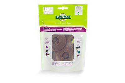 PetSafe Busy Buddy® Gnawhide® Rings Rawhide Treat Ring Refills Size C - Qty 16