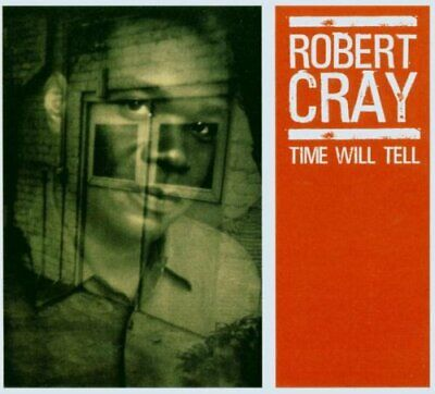 Robert Cray - Time Will Tell - Robert Cray CD VAVG The Cheap Fast Free Post The