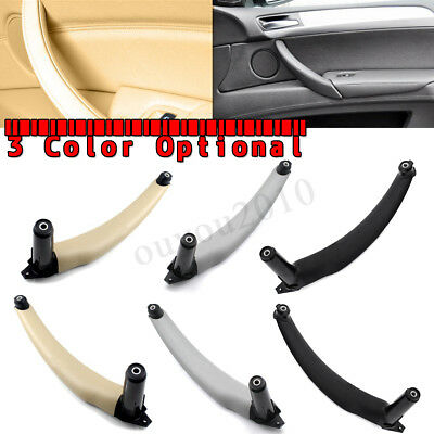 Inner Right / Left Door Panel Handle Pull Trim Cover For BMW E70 X5 51416969404