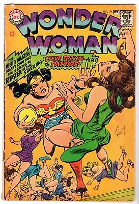 Wonder Woman #174, Very Good Condition'